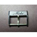 Mido stainless steel 16mm buckle
